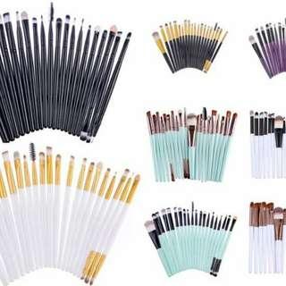 💝 20pcs Makeup Brushes 💝