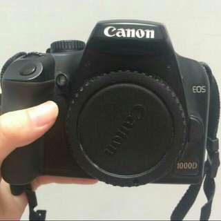 Canon 1000d Eos