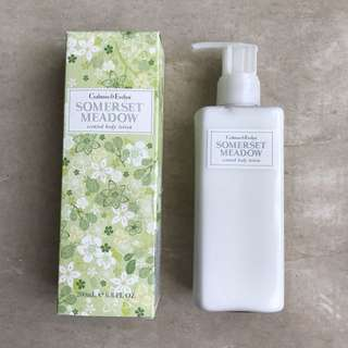 Somerset Meadow Scented Body Lotion from Crabtree and Evelyn