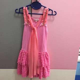 Sassy Tarte Tatin dress