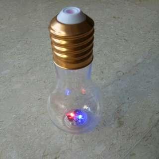 Cocktail Bottle with led light