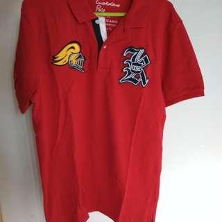 Polo Shirt Giordano (Store Malaysia) Original