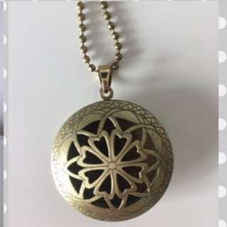#SpringClean60 Star diffuser locket