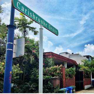 2 Storey Semi Detached for sale at Serangoon Gardens