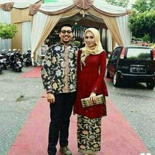 Premium couple Hamish Red