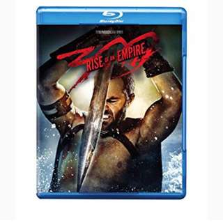 300 Rise Of An Empire ( Blu Ray ) slipcover included