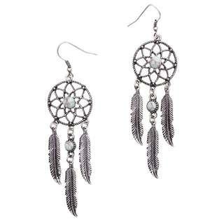 Southwestern Dreamcatcher Earrings