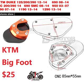 KTM Big Foot