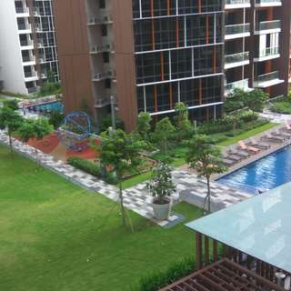 Room for Rent at Sims Urban Oasis Condo