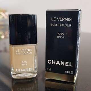 Chanel Nail Polish (brand new unused)