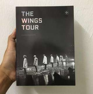 [WTS] BTS Wings Tour DVD Photobook