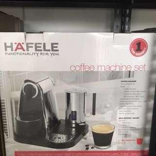 Hafele Coffee Machine Set