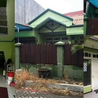 Rumah 2 lantai di benowo surabaya (swp)