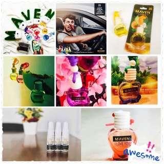 Car and Home Perfume