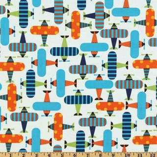 Tula Coast Pilot Fabric