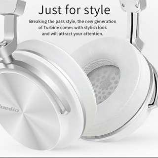 Bluedio T4 Turbine Wireless/Bluetooth Headphone