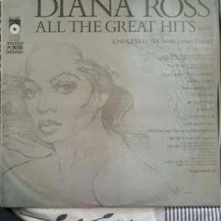 🚚 黑膠唱片DIANA ROSS
