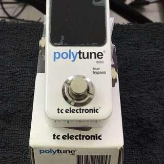 TC Electronic Poly Tune Mini