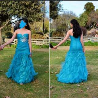 Prom Gown Evening Dress