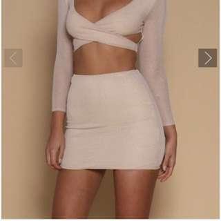 Meshki Skirt (Size S)