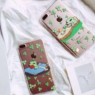 (預訂)旅行青蛙iphonex手機殻