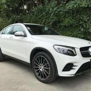 Mercedes Benz GLC250d Coupe Thai