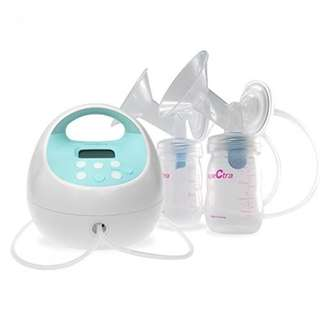 Spectra S1 Breast Pump (Dual) + Free Natural Nipple Butter