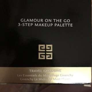 Givency 3-Step makeup palette