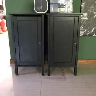 Walnut Color cabinet
