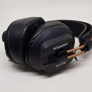 Mr Speaker Mad Dog Headphone