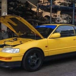 Honda CRX Spoon Thai Reg