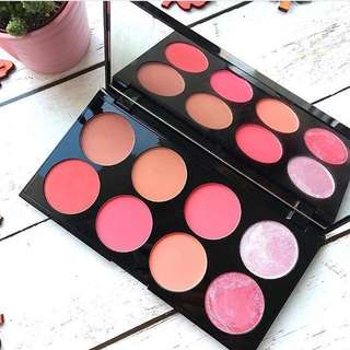 Clearance Sale! Sugar and Spice Ultra Blush Palette by Makeup Revolution 🍭
