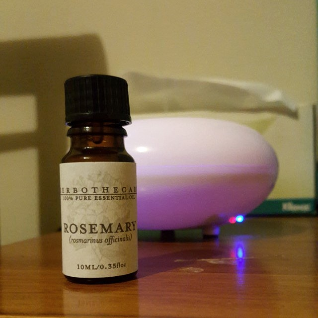 100% pure essential oil ROSEMARY 10ml