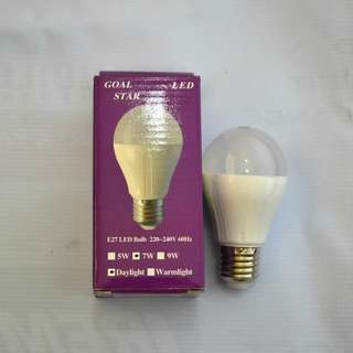 GoalStar LED Bulb (Daylight) 3w
