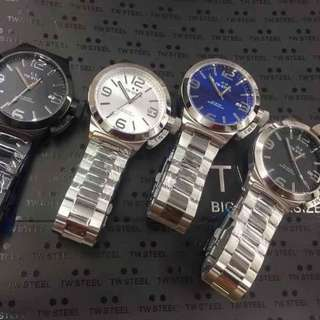 TW STEEL WATCHES
