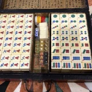 Mahjong Antik