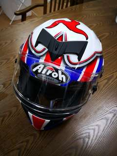 Airoh GP500 James Tosland Replica Helmet
