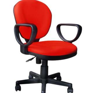 clerical chair w/ arm