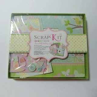 Scrap Kits for Baby Memories