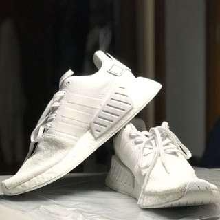 Adidas Nmd White