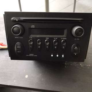Waja original cd/radio player