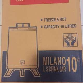 Lion Star Drink Jar 10Lt Milano