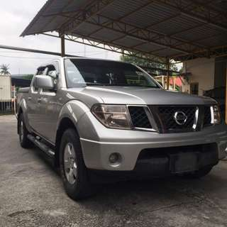 Nissan Navara 2.5 (A) 11/12 Tip Top Condition