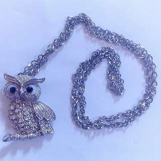 Harry Potter's Hedwig Necklace