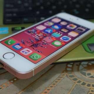 Iphone SE 16GB Rose gold Ori