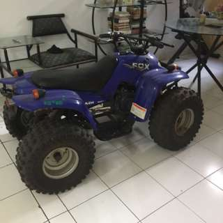 Adly fox atv