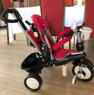 Smartrike Kids Tricycle 10mo+