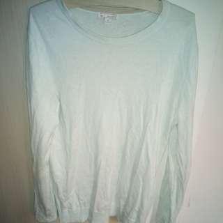 Gap薄荷綠針織衫