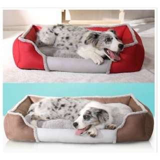 Pet Bed / comfortable / washable / 2 pieces style