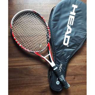 Head Microgel tennis raquet